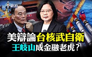 【拍案惊奇】台湾需核武吗?美国学者讨论