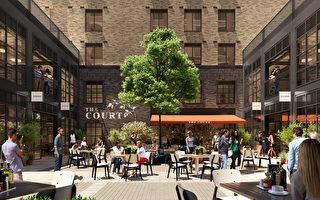 哈伯德广场八号 8 Harbord Square:伦敦首个为创意冒险者打造的画布住宅