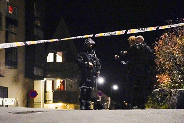 【快讯】挪威男子用弓箭发动袭击 五人死