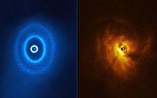 天文學家首次發現奇特行星繞著三顆恆星旋轉
