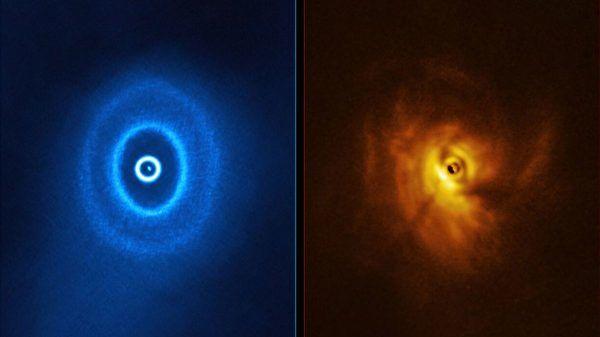 天文学家首次发现奇特行星绕着三颗恒星旋转