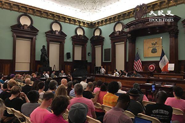 紐約市議會擬將傑斐遜雕像請出市府