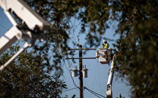 PG&E高敏装置降山火风险 但频繁停电惹民怨