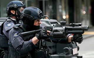 不滿武力對待反強制接種抗議者 維州警察辭職