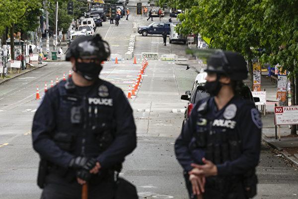 強制接種疫苗或致西雅圖警員流失