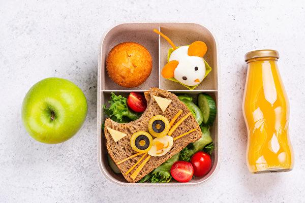 提升注意力食材