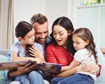 學齡前親子共讀焦點 臨床心理師:學習生活策略
