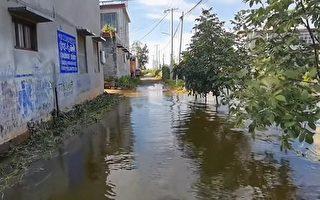 河南浚縣災後重建遲緩 村民:現在喝水都是問題