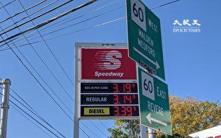麻州汽油快速漲價