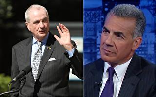 新澤西州長競選末場辯論 影響難料