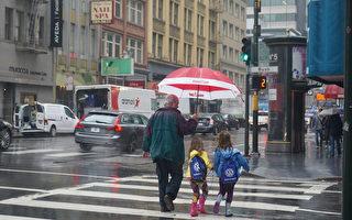 下週灣區可能下大雨 有助於緩解旱情