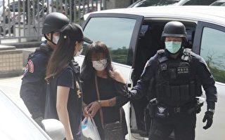 高雄城中城夺命大火 两涉案人被送地检复讯