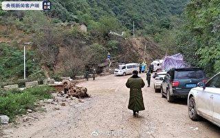 陕西洪灾 一央企金矿涌入泥石流 4人遇难