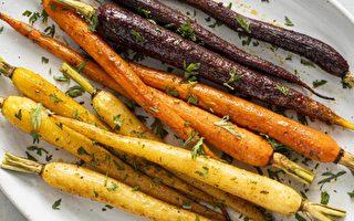 兩個步驟烤出完美的胡蘿蔔美食