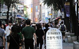 中國人在街頭偷拍韓國人上傳抖音 令韓國人反感