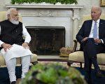 美國取代中國 成印度最大貿易夥伴