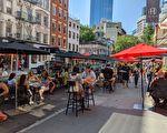 白思豪警告:戶外用餐區若不使用  將恢復作停車