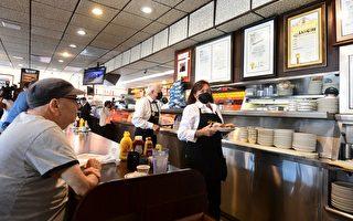 加州餐館崗位減35.2萬 業主盼聯邦續救濟