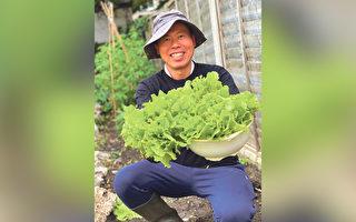 农夫黄如荣移民英国,冀发展都市有机农业