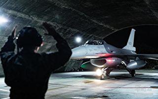 美加軍艦通過台灣海峽 美擬提早交付F-16V戰機