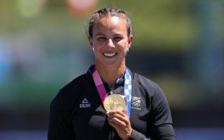 Lisa Carrington: 3届奥运冠军欲再铸辉煌