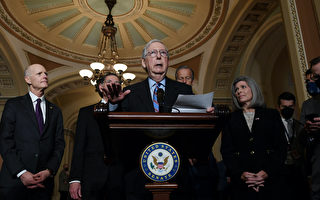 美參院共和黨人再阻止推進投票權法案