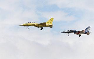 勇鷹高教機成功首飛 台灣國機國造更進一步