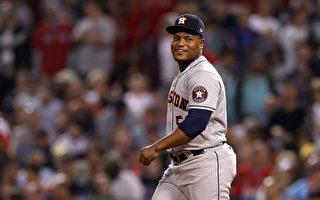 MLB瓦德茲8局失1分 太空人季後賽聽牌