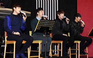 2AM新专辑有双主打歌 由房时爀及朴轸永创作