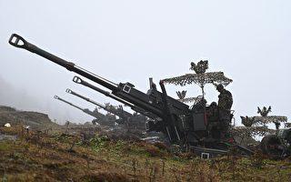 組圖:中印邊境衝突升溫 印度部署多款火炮