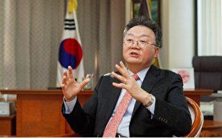 韓外交協會會長:中共無法和美國平起平坐