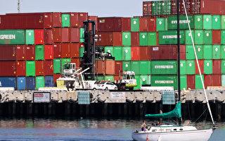 大量貨物積壓港口 加州企業主憂庫存短缺