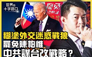 【十字路口】美外交迷惑战狼 中共谋台改战略?