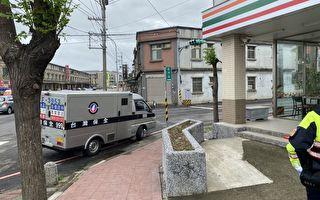 桃園新屋超商ATM遭搶 歹徒開槍無人傷亡
