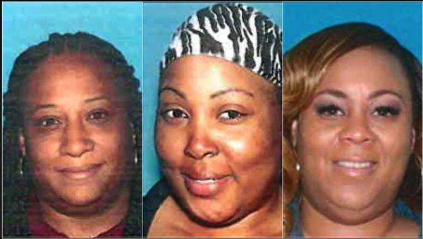 加州三女子涉盜遊民援助金 被控56項重罪