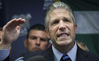 反对强制接种疫苗 纽约市警工会正式提告