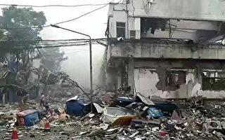 【網海拾貝】到處爆炸 「中國是最安全的國家」?