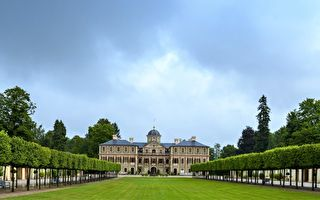 德國最古老的瓷器宮殿:巴登─巴登的法沃里特宫