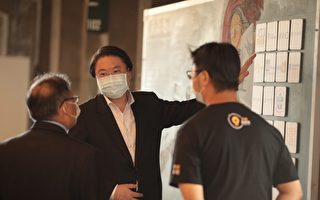 激起青創新浪潮 基隆、台北青年交流觀摩
