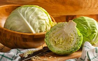 高麗菜和菇類一起吃,這對心血管保養相當有利。(Shutterstock)
