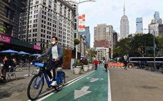 打造「百老匯願景」 全市最大共享街區揭幕