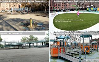 每年翻新十座社區公園  紐約市未來10年投4.25億元