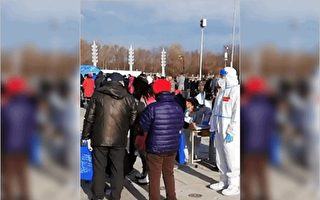 疫情升溫 黑省黑河停工停業 人車禁出城