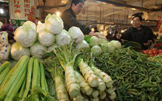 菜比肉貴!中國菠菜漲幅高達157%