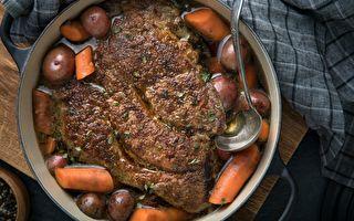 寒冬之夜 做一份經典的法式燉肉 濃郁美味