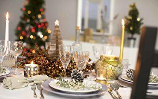 5种方法教你布置简洁又时尚的晚餐聚会餐桌